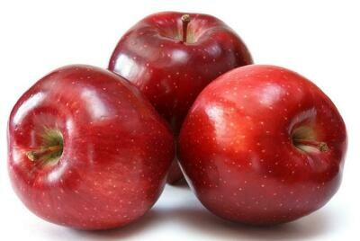 Apples, Red Del 125ct.  #1