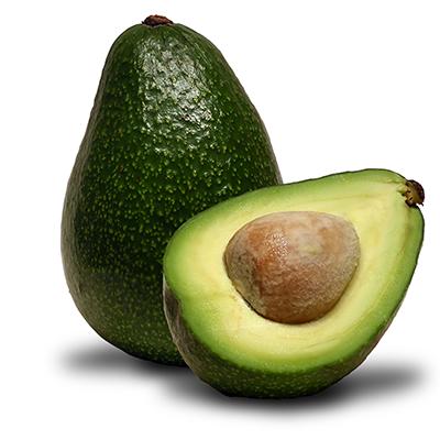 Avocado, MX Haas 60ct.  GREEN