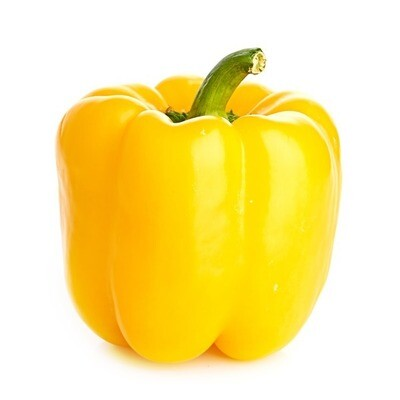 Peppers, Yellow Lg Box