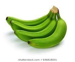 Bananas, 5lb. Green