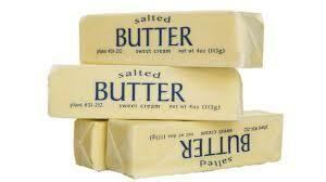 Butter, 4-1/4lb Sticks SALTED
