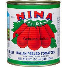 Nina Italian Tomato, 6/#10