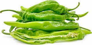 Peppers, Longhots Bushel