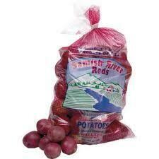 Potatoes, Red A 10lb Bag