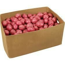 Potatoes, Red A Fancy Box