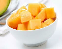 Cantaloupe, Cut 5# Tub