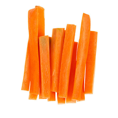 Carrot Sticks 4/5#