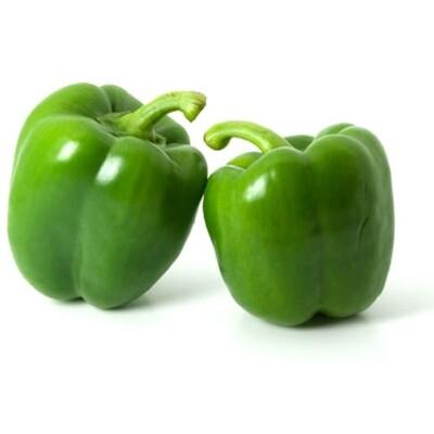 Pepper, Green