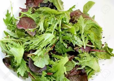 Lettuce, Mesclun/Spring Mix