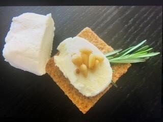 Cheese Chevre Plain 4oz