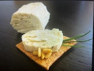 Cheese Chevre Garlic/Herb 4oz