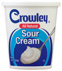 SOUR CREAM PINT