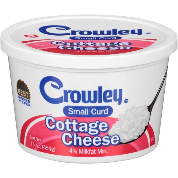 COTTAGE CHEESE 16oz