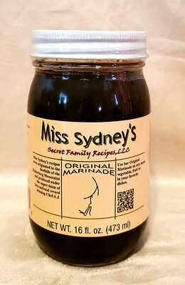 Miss Sydneys ORIGINAL MARINADE