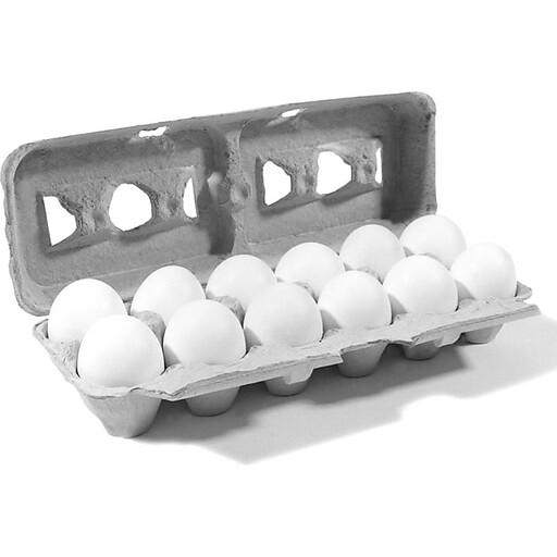 Eggs, Large White