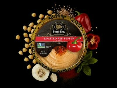 Hummus Roasted Red Pepper BH