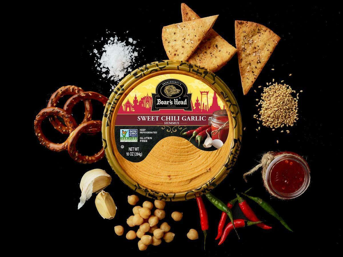 Hummus Sweet Chili Garlic BH