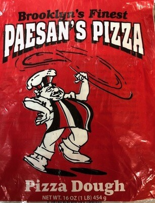 Paesan's Pizza Dough 16oz