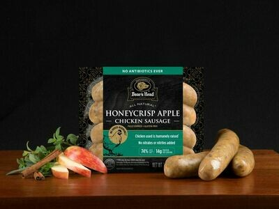 Chicken Sausage Honeycrisp Apl