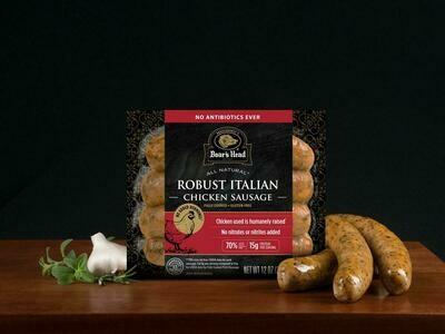 Chicken Sausage Robust Italian