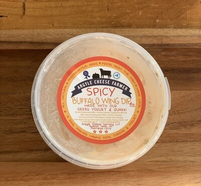 Cheese/Yog Dip Spicy Buffalo