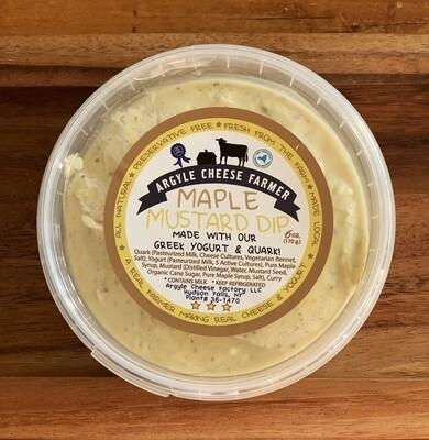 Cheese/Yog Dips Maple Mustard