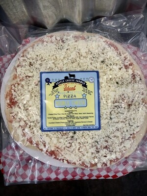 Pizza Argyle Double Cheese