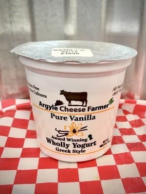 Greek Yogurt Vanilla 5oz