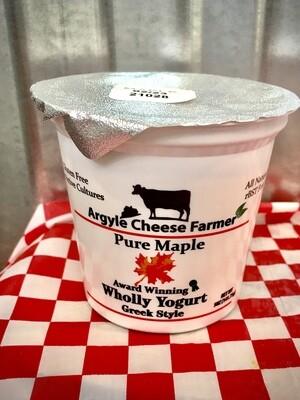 Greek Yogurt Maple 5oz