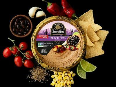 Hummus Southwest Black Bean