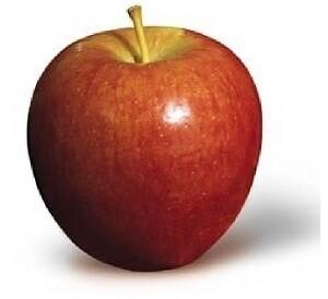Apples, 12/3# Bags