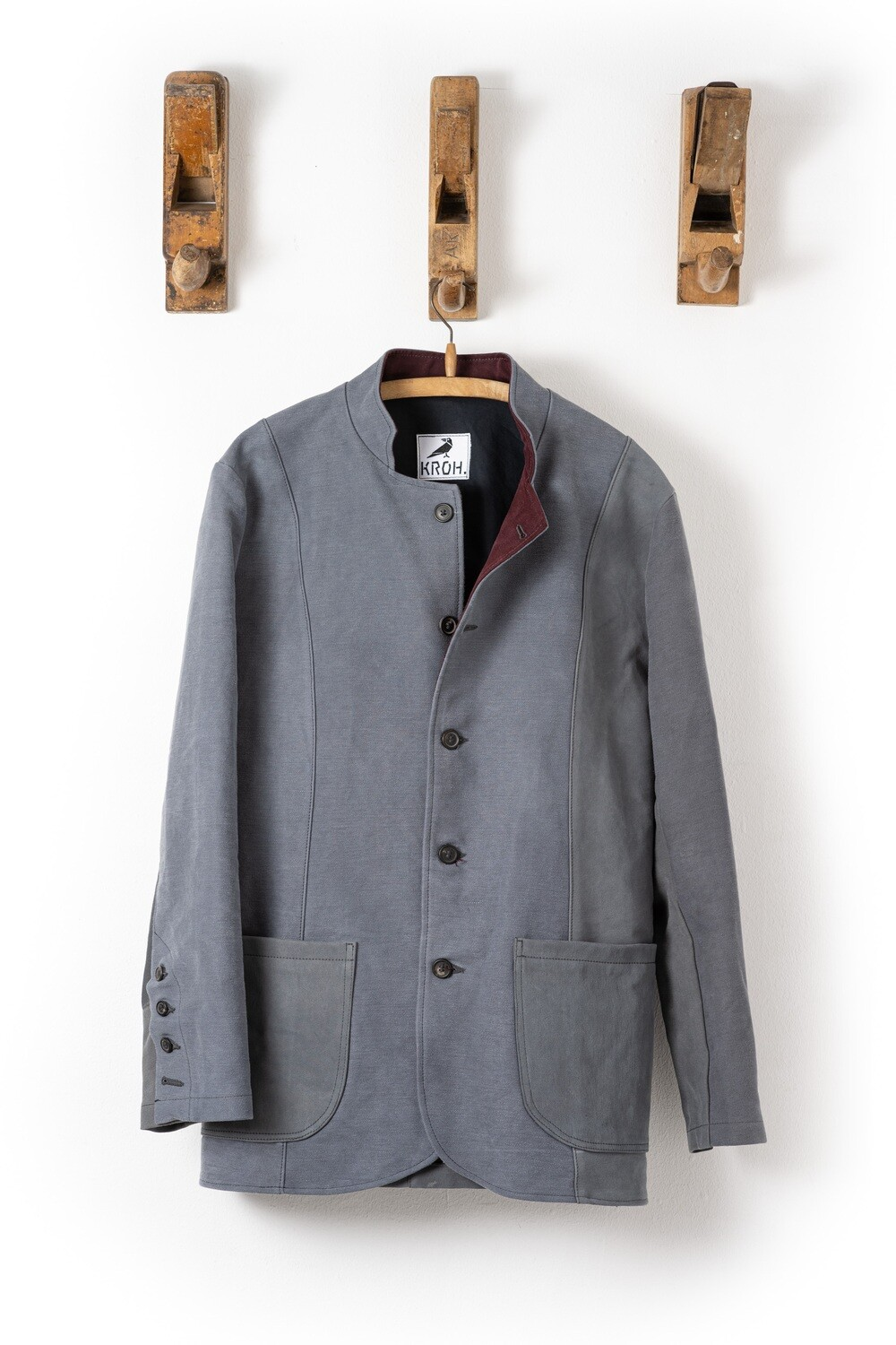 Jacket CARPENTER Grey
