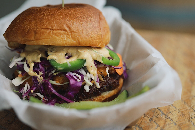 Sandwich - The Hype Burger