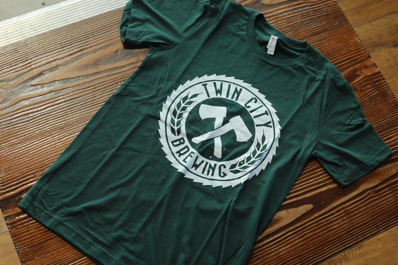 Sawblade Shirt (Forest)