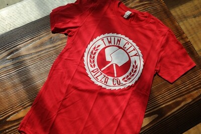Pizza Co. Shirt (Red)