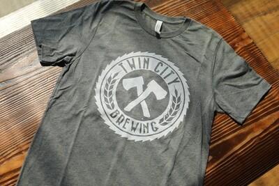 Sawblade Shirt (Heather Grey)