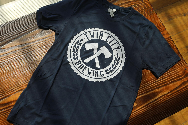 Sawblade Shirt (Navy)