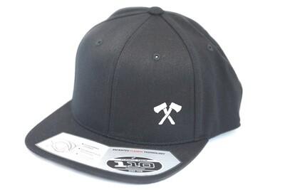 Flexfit Snapback Hat (Black)