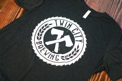 Sawblade Shirt (Charcoal)