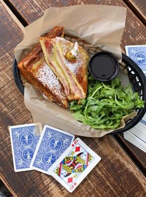 Sandwich - Three Card Monte