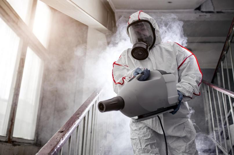Virucide Express - Disinfectant Fogging