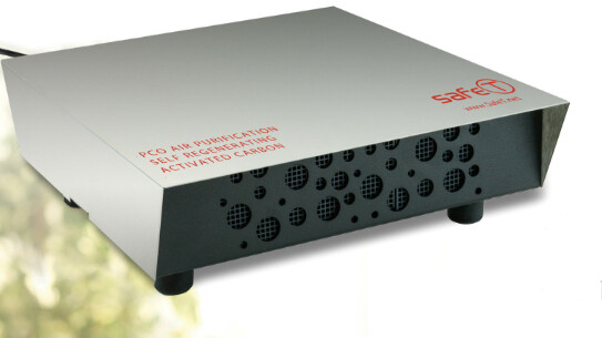Safe-T GuardUV Portable UV Photomax Air Purifier