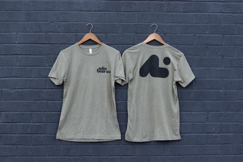 Aslin Classic T-Shirt (Vintage Navy, Vintage Black, Black, Grey )