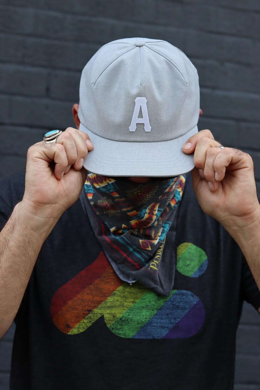"""Felt """"A"""" Hat"""