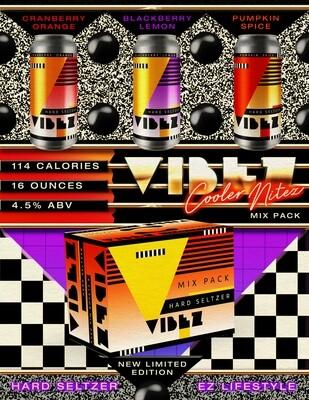 Cooler Nitez Vibez 12-Pack