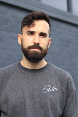Aslin Smoke Crew Neck Sweatshirt