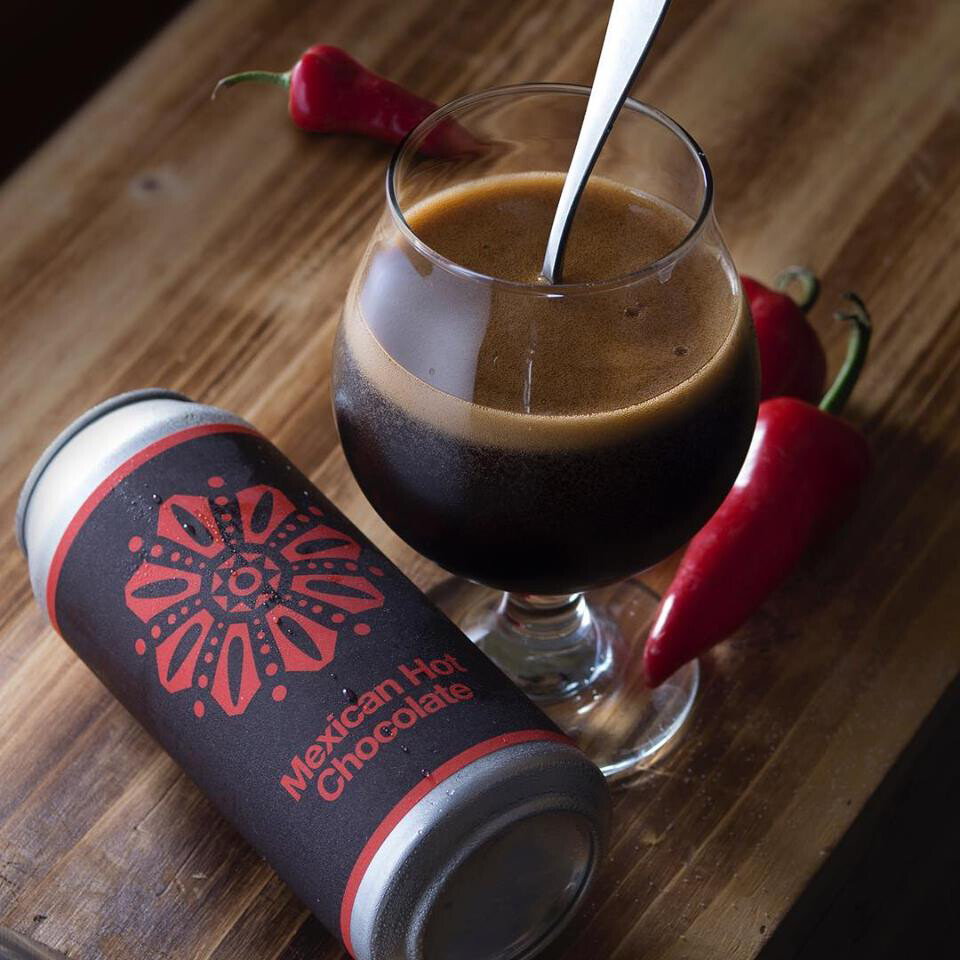 Mexican Hot Chocolate Stout (Single Can)