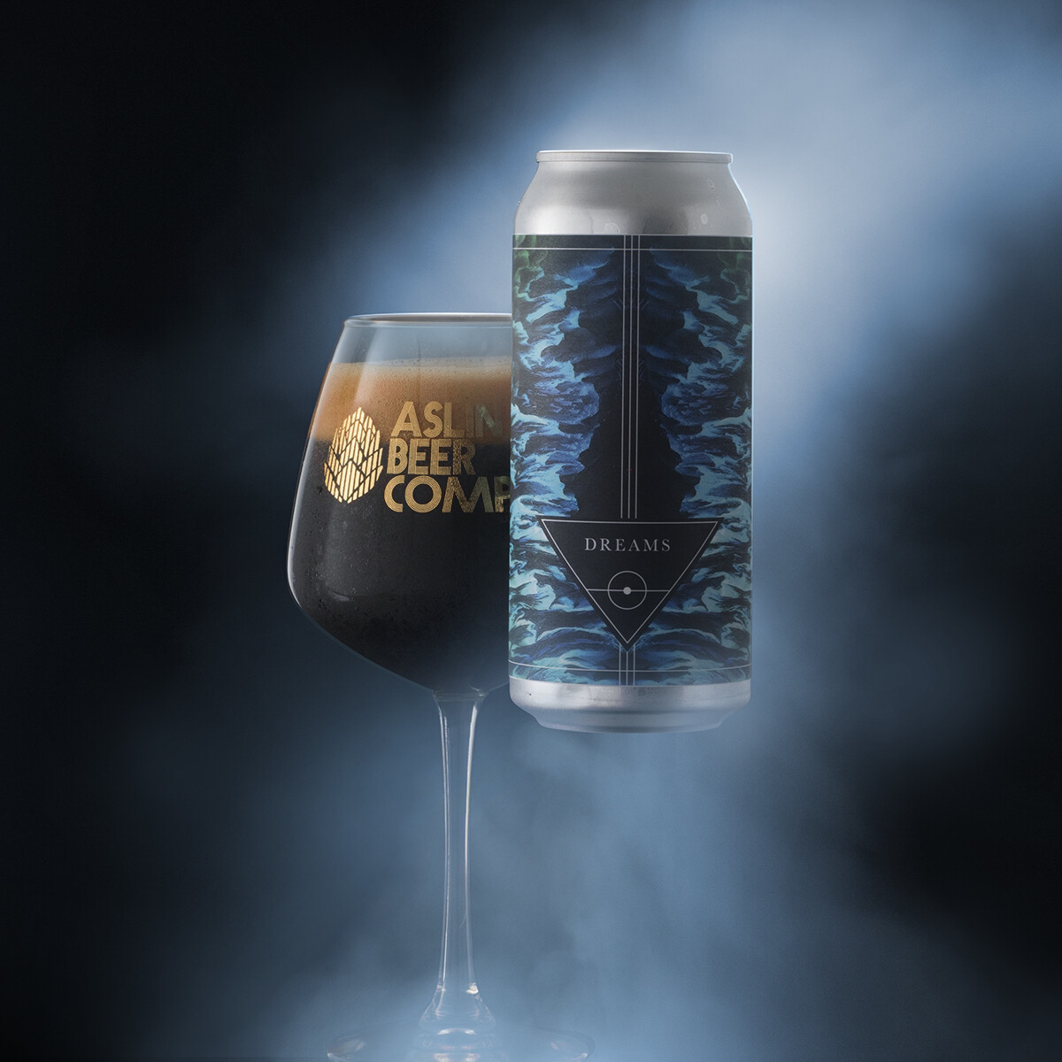Dreams Imperial Stout (Single Can) HERNDON