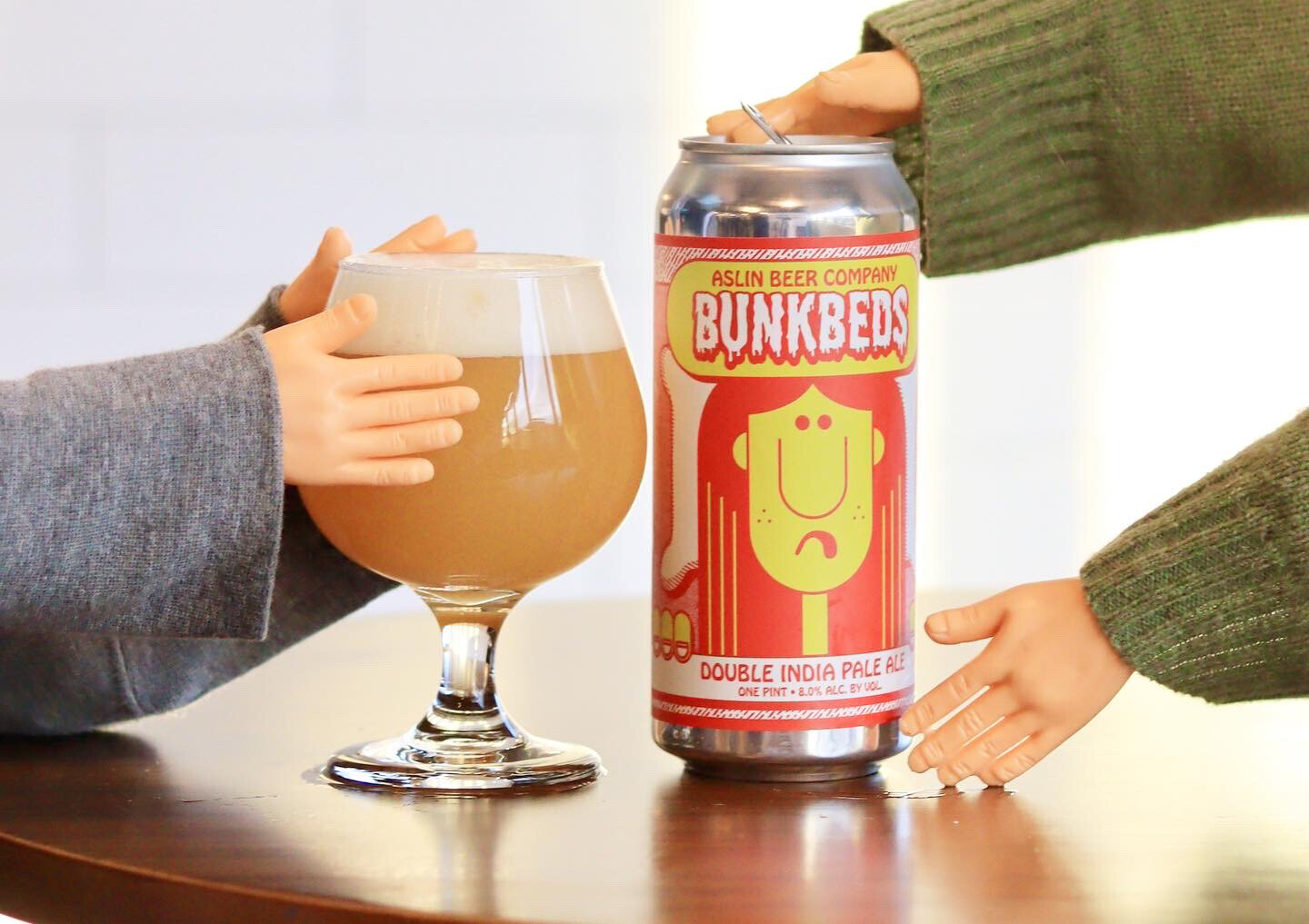 Bunk Beds DIPA (4-pack) HERNDON