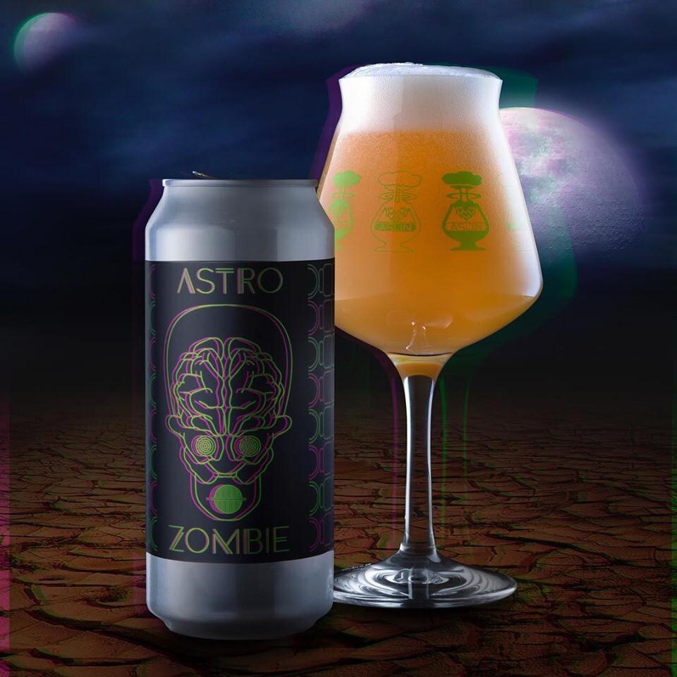 Astro Zombie IPA (4-pack) HERNDON
